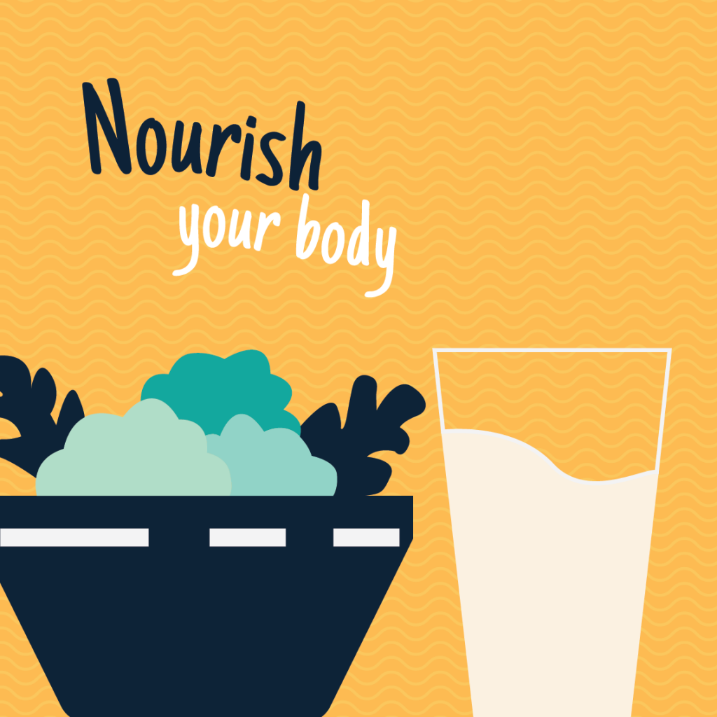 Nourish your body